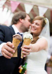 Polly ice cream van hire