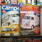 Pollys Parlour Vintage VW Wedding Ice Cream Van Hire
