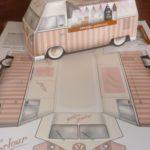 Pollys Parlour Vintage VW Wedding Ice Cream Van Hire