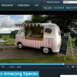 Florence on 'George Clarke's Amazing Spaces' CH4
