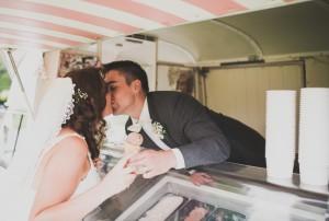 Pollys Parlour Vintage Ice Cream Van