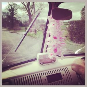 florence our vintage ice cream van wedding hire