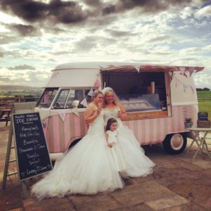 Pollys Vintage Ice Cream Parlour Wedding Hire
