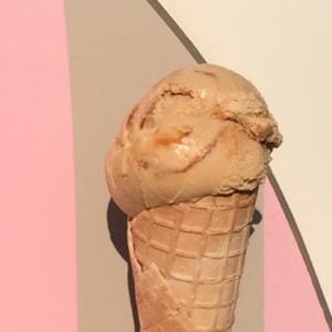 Vintage Ice Cream Van Hire Sticky Toffee Pudding