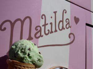 Matilda Logo Pollys Parlour