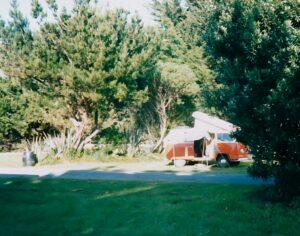 First Westy Bay in NZ 1993