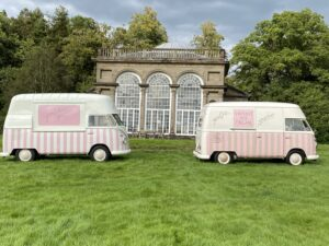 VW Ice Cream Van Hire