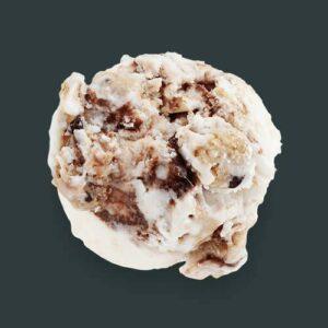 Chocolate Ripple Cookie Dough Ice Cream Polly's Parlour