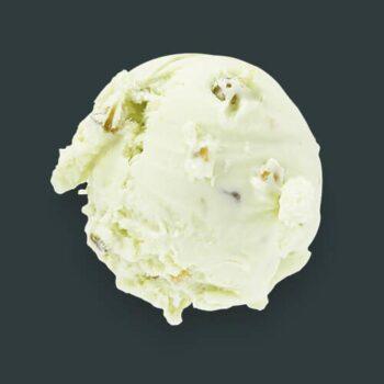 Pistachio Ice Cream Polly's Parlour